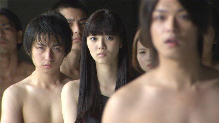 【画像】新川優愛ちゃんがドラマで魅せたハイレグ競泳水着がものすげええええええ0017mashu
