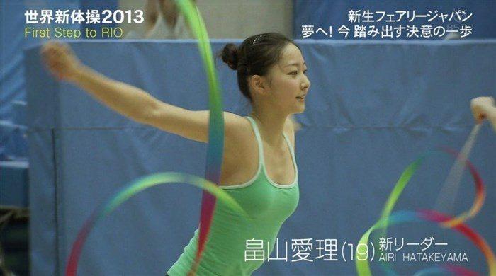 【画像】新体操畠山愛理さんのちっぱいと股間を堪能するスレwwwwww0026manshu