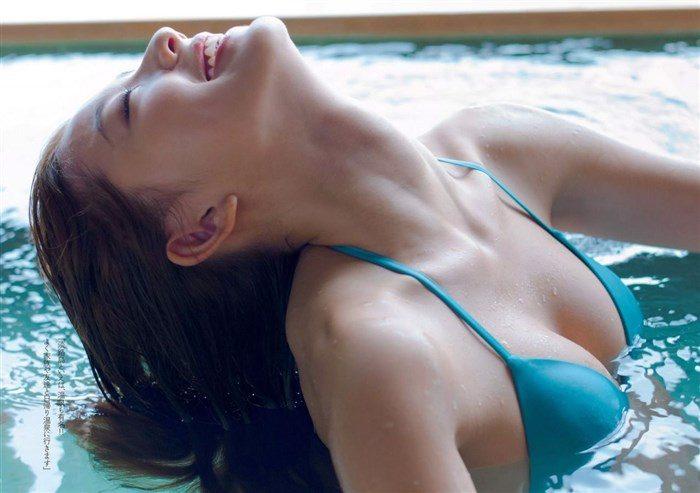 【画像】朝比奈彩とかいう美脚モデルの水着グラビアが股間を強襲!!0032manshu