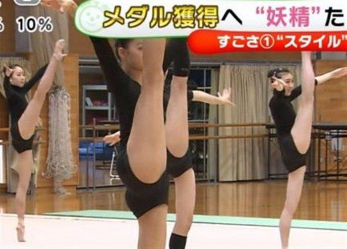 【画像】新体操畠山愛理さんのちっぱいと股間を堪能するスレwwwwww0084manshu