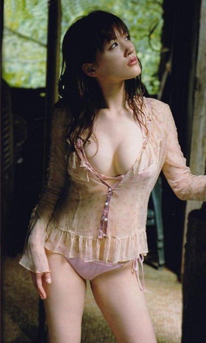 【画像】綾瀬はるかとかいう元グラドルのFカップ乳がさく裂する写真集まとめ!0161manshu