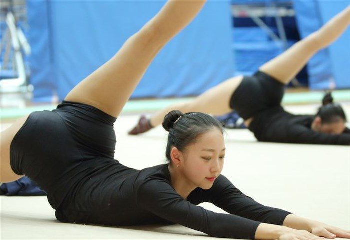 【画像】新体操畠山愛理さんのちっぱいと股間を堪能するスレwwwwww0109manshu