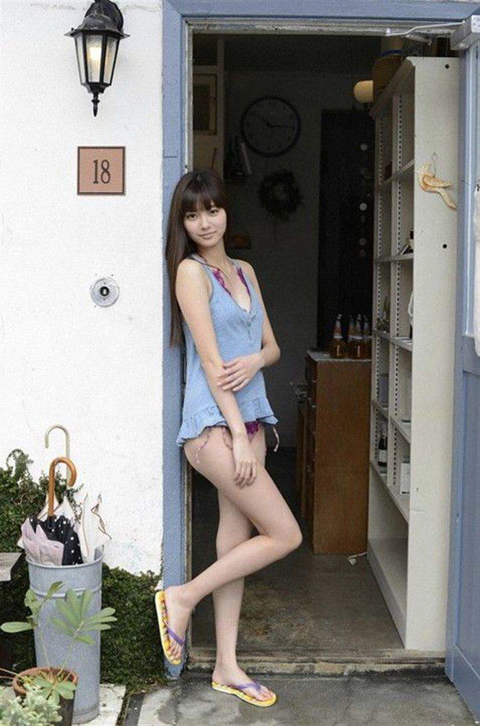 【画像】新川優愛ちゃんがドラマで魅せたハイレグ競泳水着がものすげええええええ0127mashu