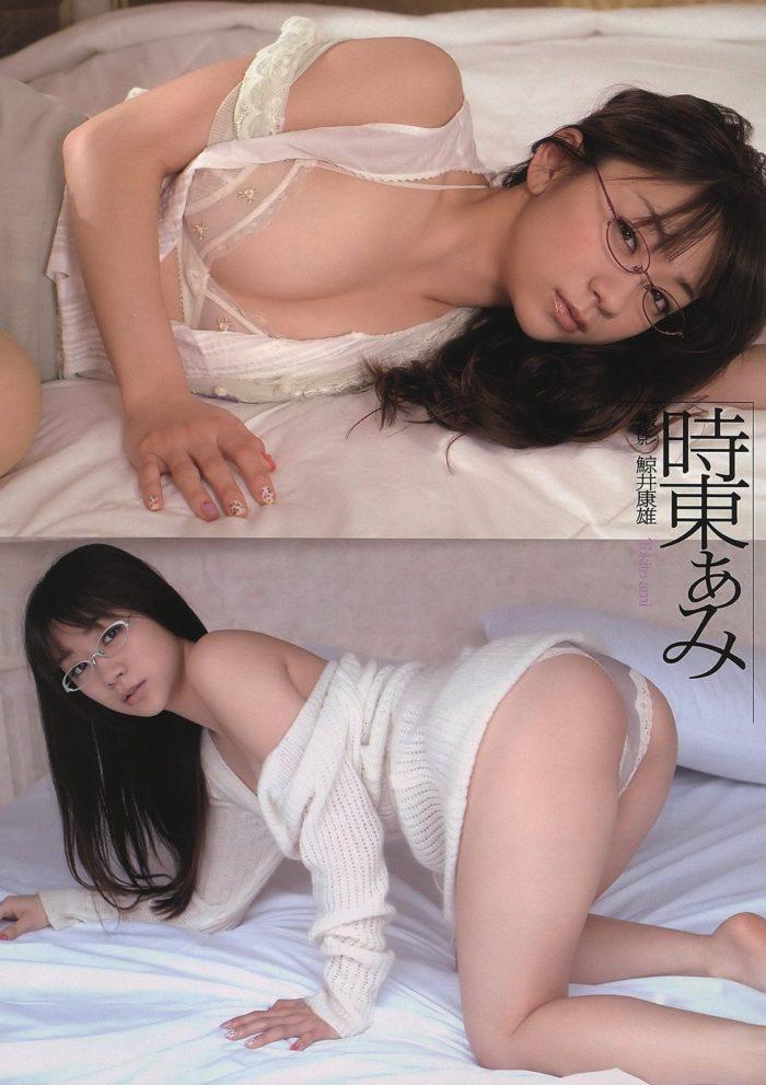 【画像】時東ぁみフライデー全裸ヌード!具を晒す日も近いかwwwwwww0041manshu