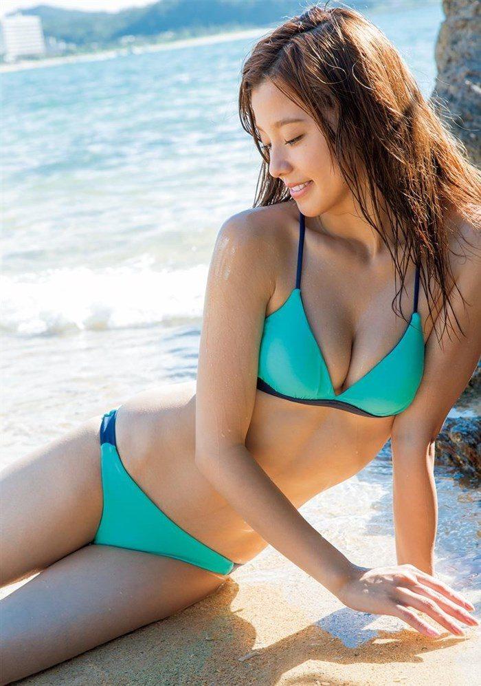 【画像】朝比奈彩とかいう美脚モデルの水着グラビアが股間を強襲!!0026manshu