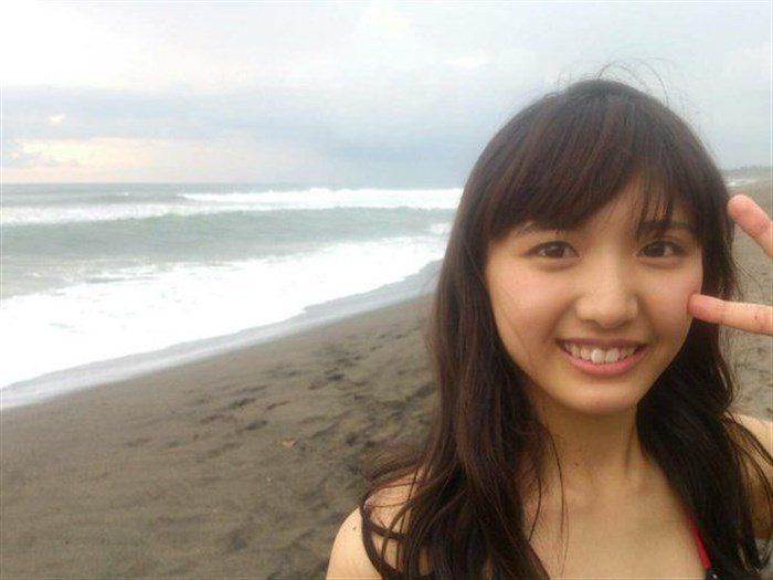【画像】加藤凪海とかいうJKグラドルの食い込みケツと控えめおっぱいwww0011manshu