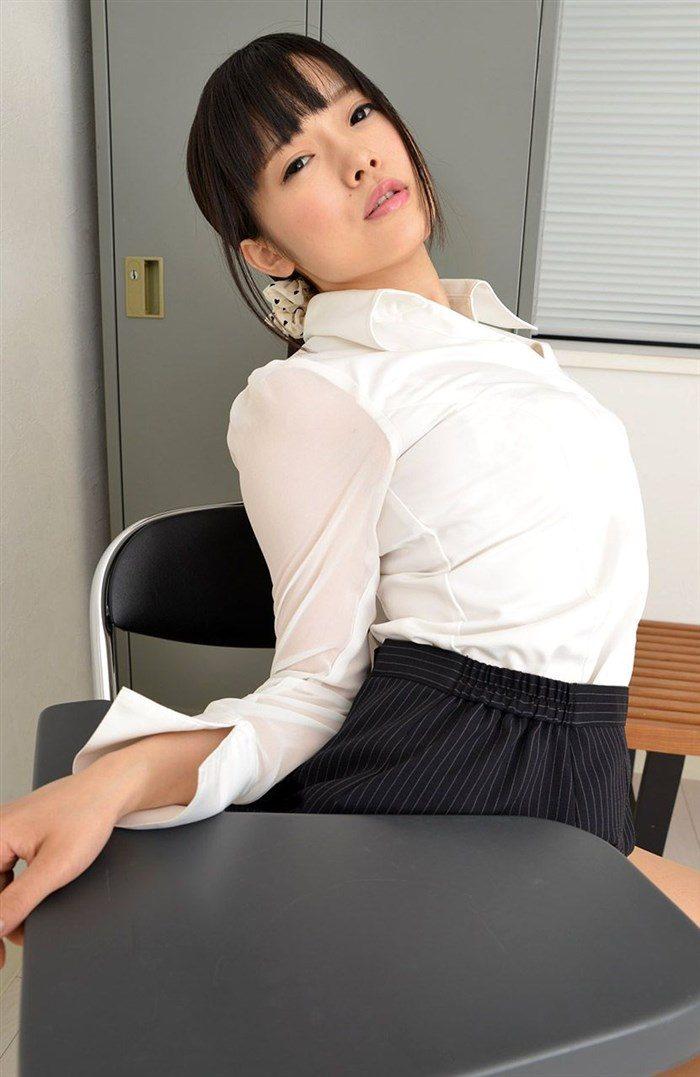 【画像】赤根京 OL制服の淫乱女が仕事中に発情するとこうなりますwww0028manshu
