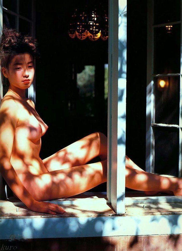 【画像】宮沢りえサンタフェヌードの乳輪の色wwwwwwww0030manshu