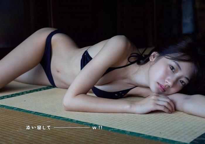 【画像】武田玲奈ちゃん、ヤングジャンプのグラビアでとんでもないエロボディを公開0002manshu