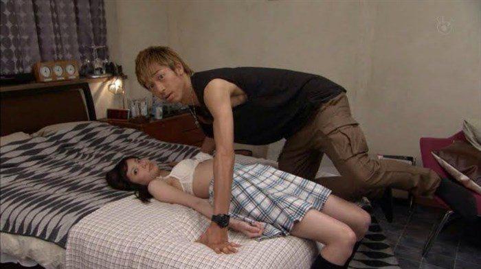 【画像】新川優愛ちゃんがドラマで魅せたハイレグ競泳水着がものすげええええええ0097mashu
