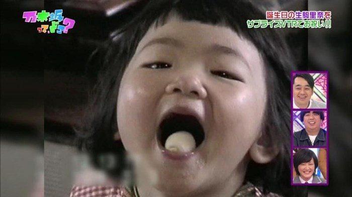 【画像】乃木坂生駒里奈ちゃんのセックスアピールの無さは異常wwwwww0110manshu