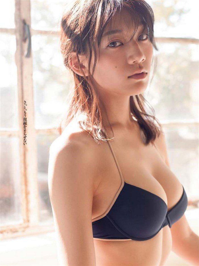 【画像】佐藤美希 お椀型の形良いソソるおっぱい!水着グラビアまとめ!!0021manshu