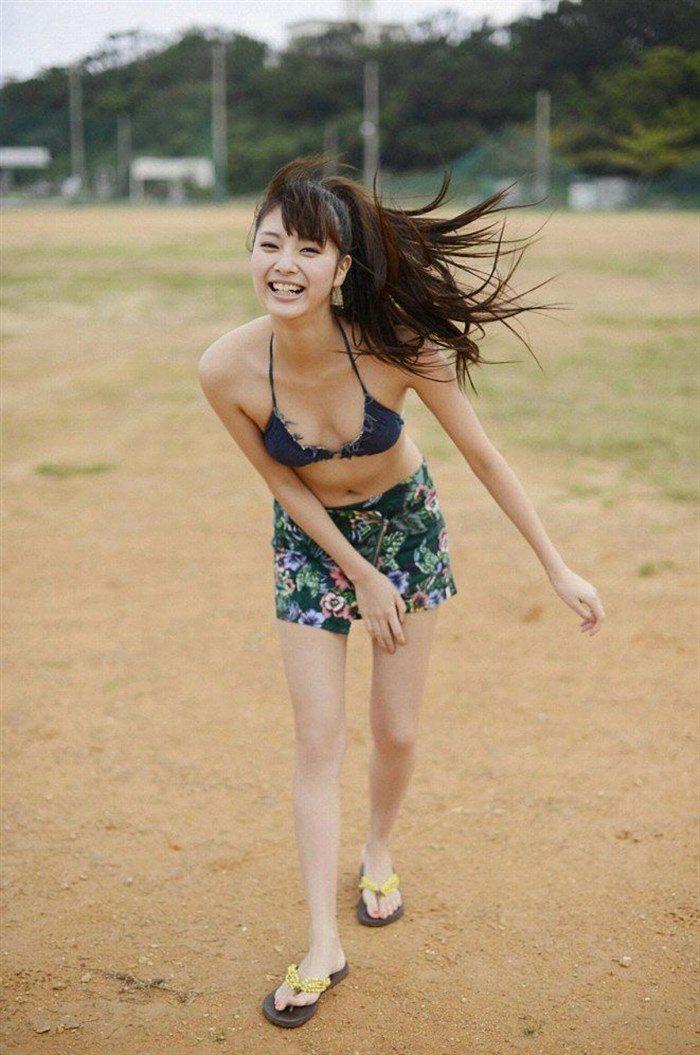 【画像】新川優愛ちゃんがドラマで魅せたハイレグ競泳水着がものすげええええええ0107mashu