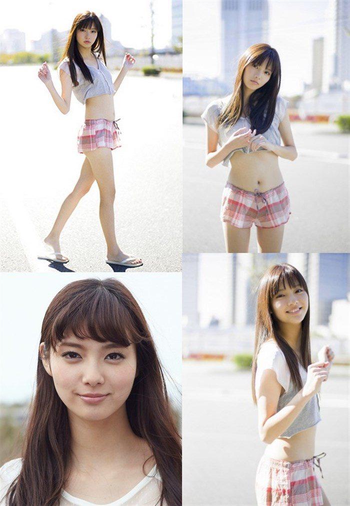 【画像】新川優愛ちゃんがドラマで魅せたハイレグ競泳水着がものすげええええええ0021mashu