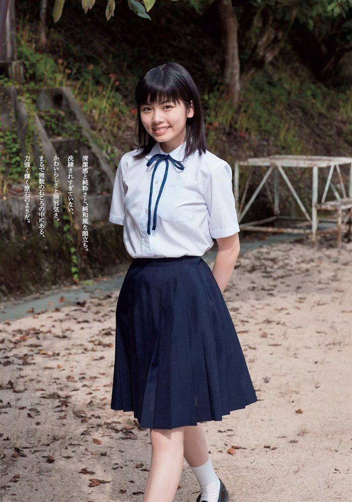 【画像】姉は武井咲!スケート女子小芝風花ちゃんの貴重な競泳水着グラビア!0004manshu