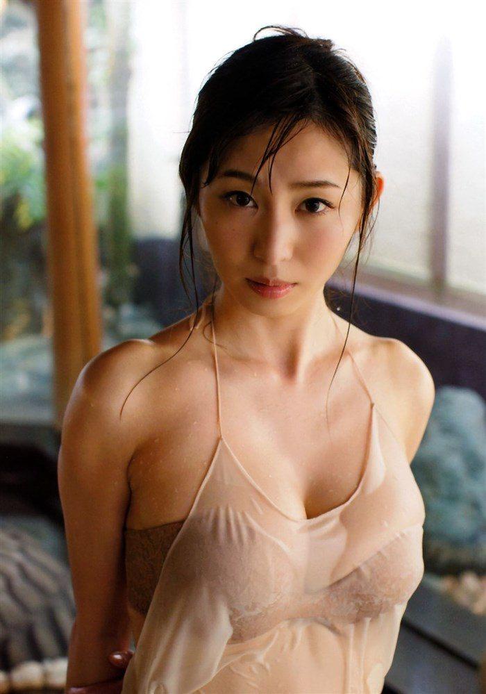 【画像】塩地美澄アナ 秋田美乳とかいう股間を刺激してやまない悩殺ボディ!0005manshu
