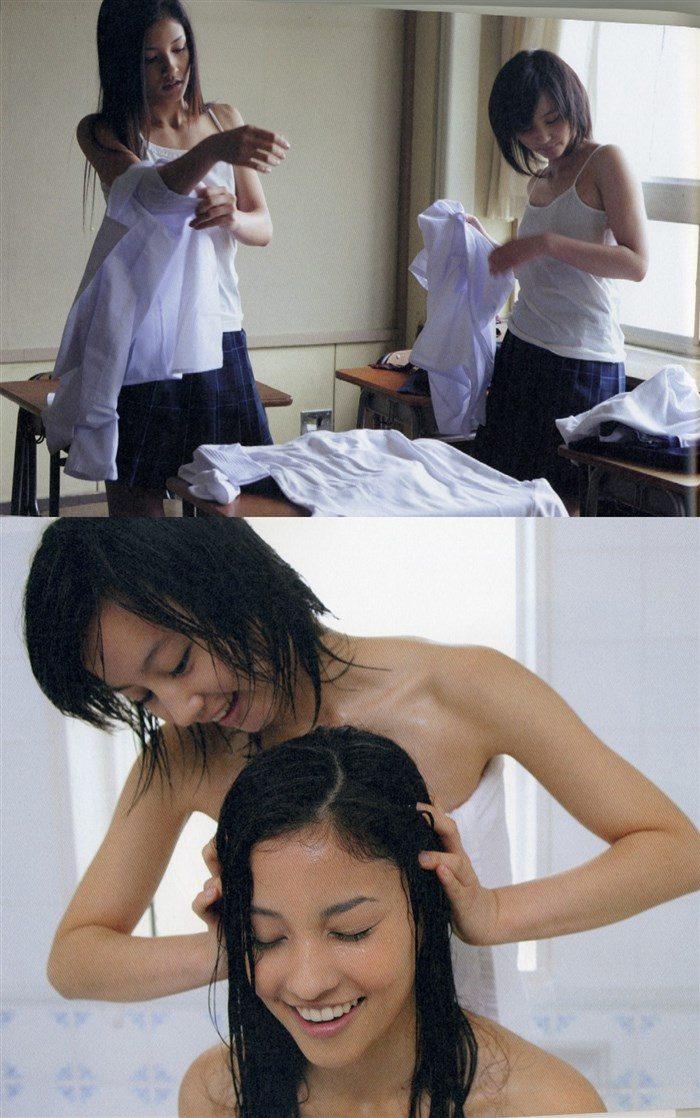 【画像】堀北真希ちゃんのセクシーなお宝グラビアを無料で堪能!これは即おっきですわwwww0183manshu