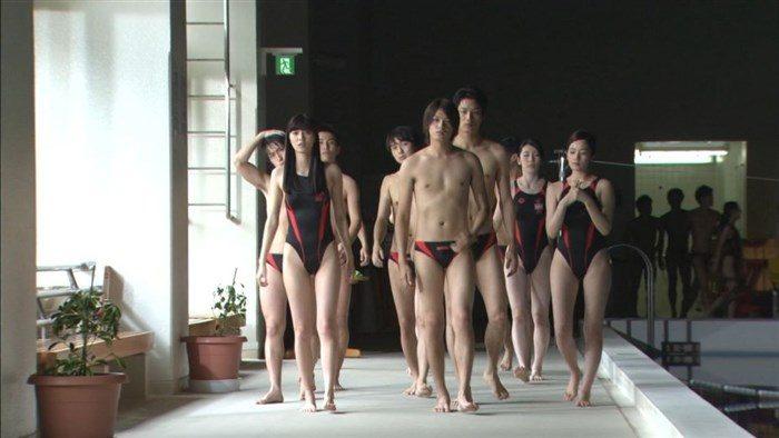 【画像】新川優愛ちゃんがドラマで魅せたハイレグ競泳水着がものすげええええええ0019mashu
