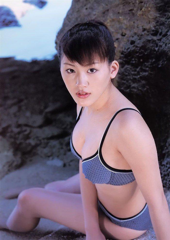【画像】綾瀬はるかとかいう元グラドルのFカップ乳がさく裂する写真集まとめ!0147manshu