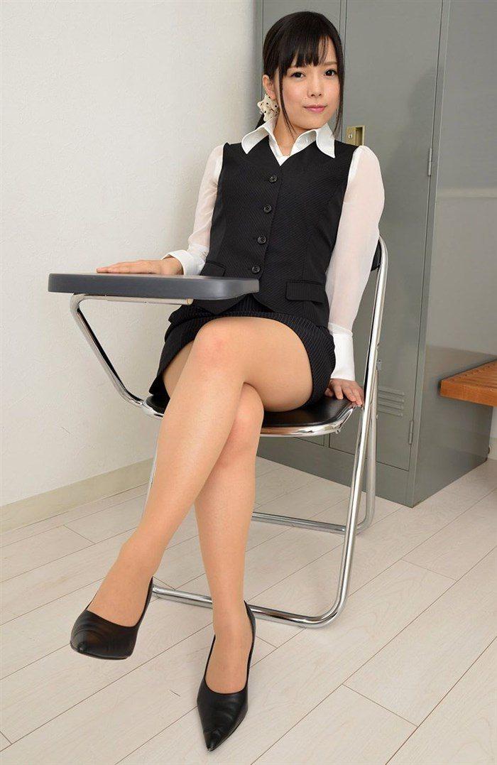 【画像】赤根京 OL制服の淫乱女が仕事中に発情するとこうなりますwww0005manshu