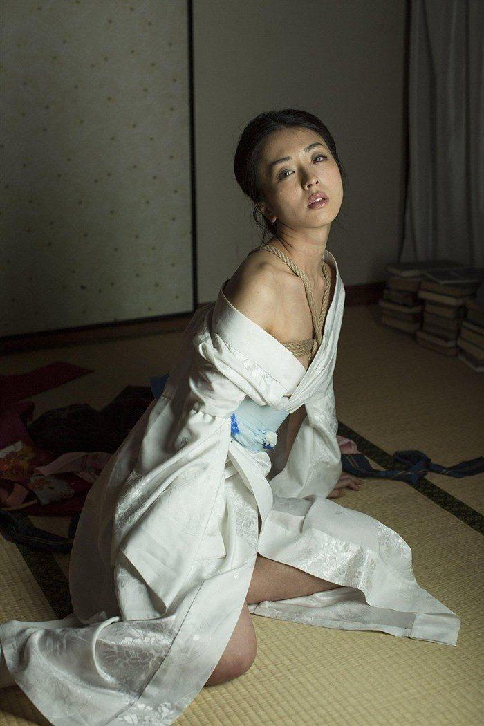 【画像】謎の美女 祥子 全裸で縛られ乳房がむにゅっと可哀そうな事にwwwwwww0001manshu