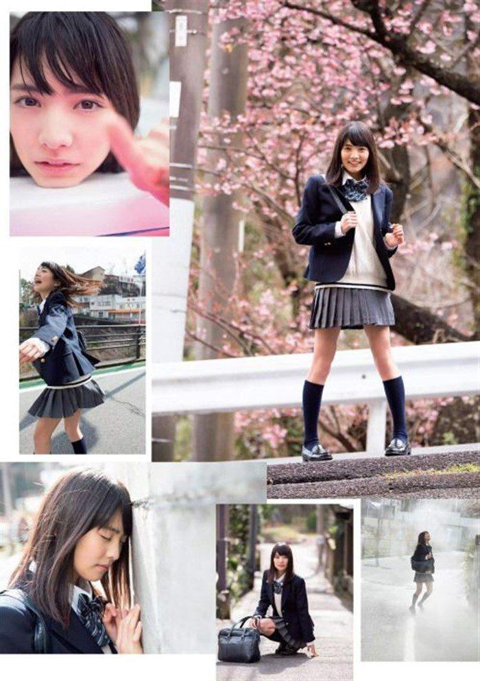 【画像】松永有紗のJK制服、スク水、下着グラビアが初々しくてすこwwwwww0014manshu