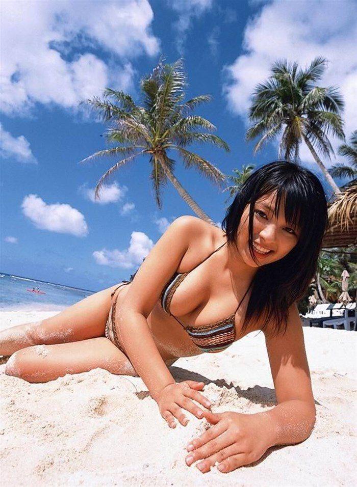 【画像】水崎綾女 Fカップボディが悩ましいグラビア写真集!!!0057mashu