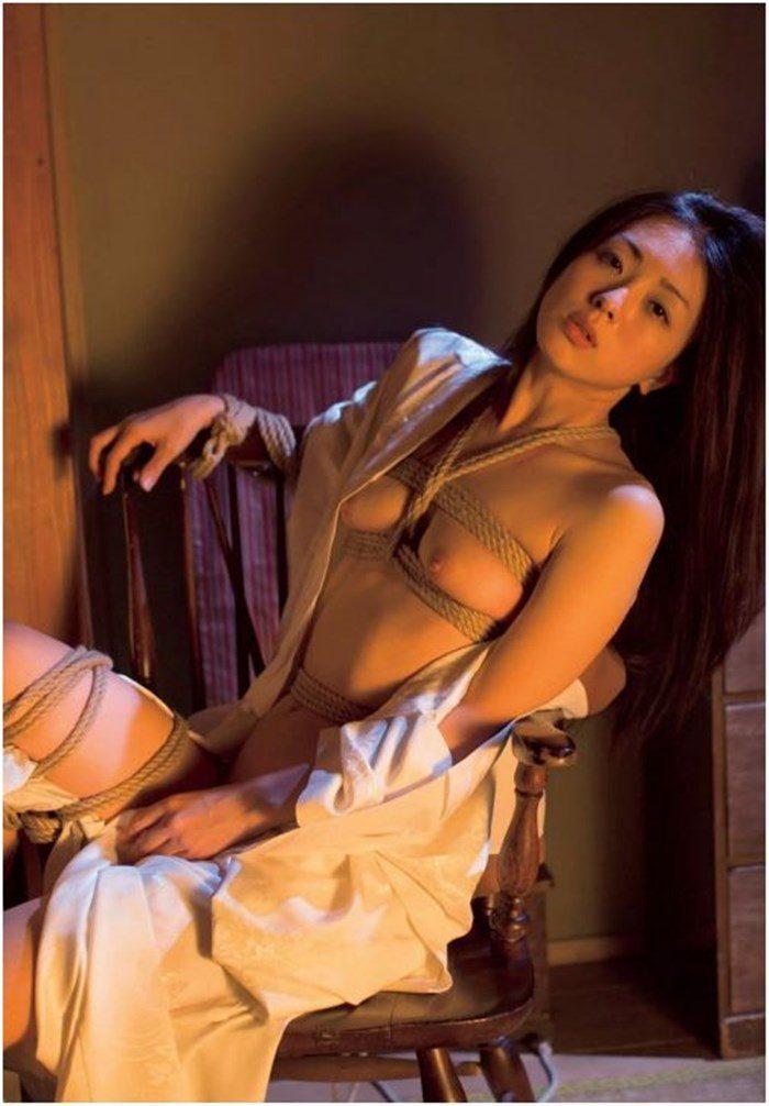 【画像】謎の美女 祥子 全裸で縛られ乳房がむにゅっと可哀そうな事にwwwwwww0006manshu