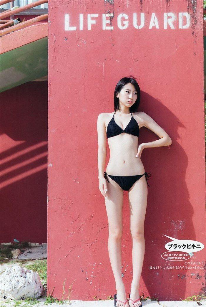 【画像】武田玲奈ちゃん、ヤングジャンプのグラビアでとんでもないエロボディを公開0014manshu