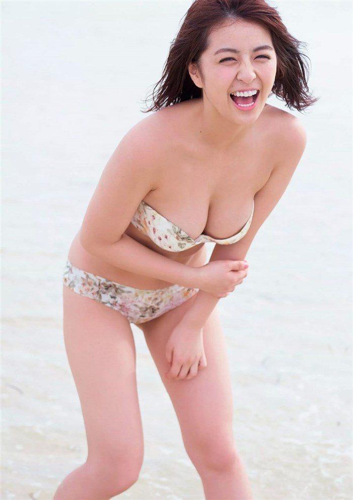 【画像】柳ゆり菜 水着が極小過ぎて乳が「ポロリ」しそうwwwwwwwwww0049mashu