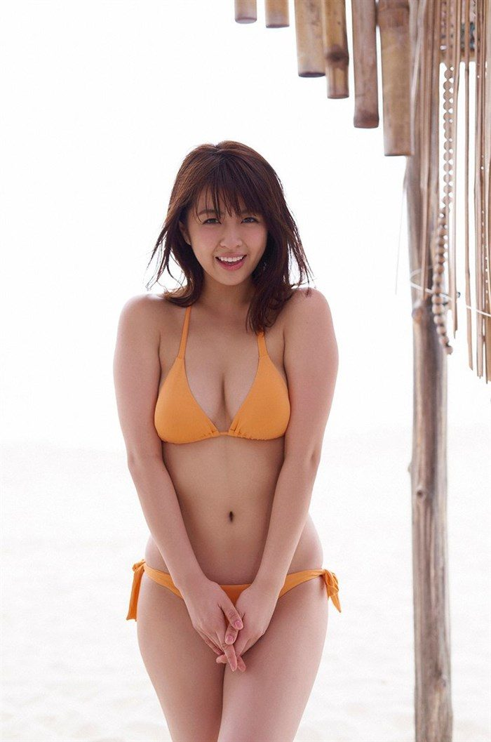 【画像】柳ゆり菜 水着が極小過ぎて乳が「ポロリ」しそうwwwwwwwwww0057mashu