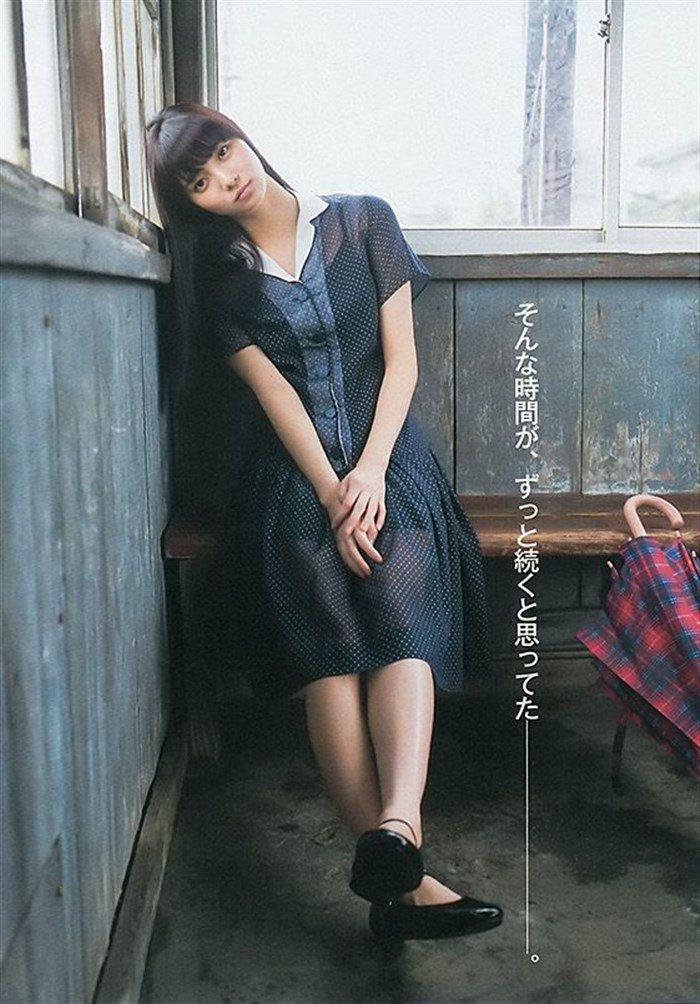 【画像】新川優愛ちゃんがドラマで魅せたハイレグ競泳水着がものすげええええええ0056mashu