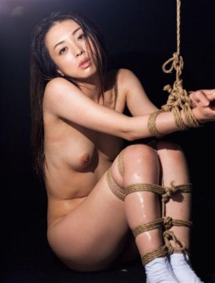【画像】謎の美女 祥子 全裸で縛られ乳房がむにゅっと可哀そうな事にwwwwwww0029manshu