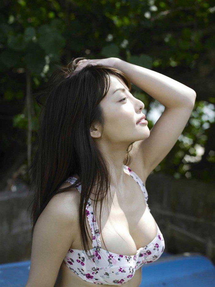 【画像】森崎友紀さん、自慢のドスケベボディで週プレ読者を魅了!!!0003manshu