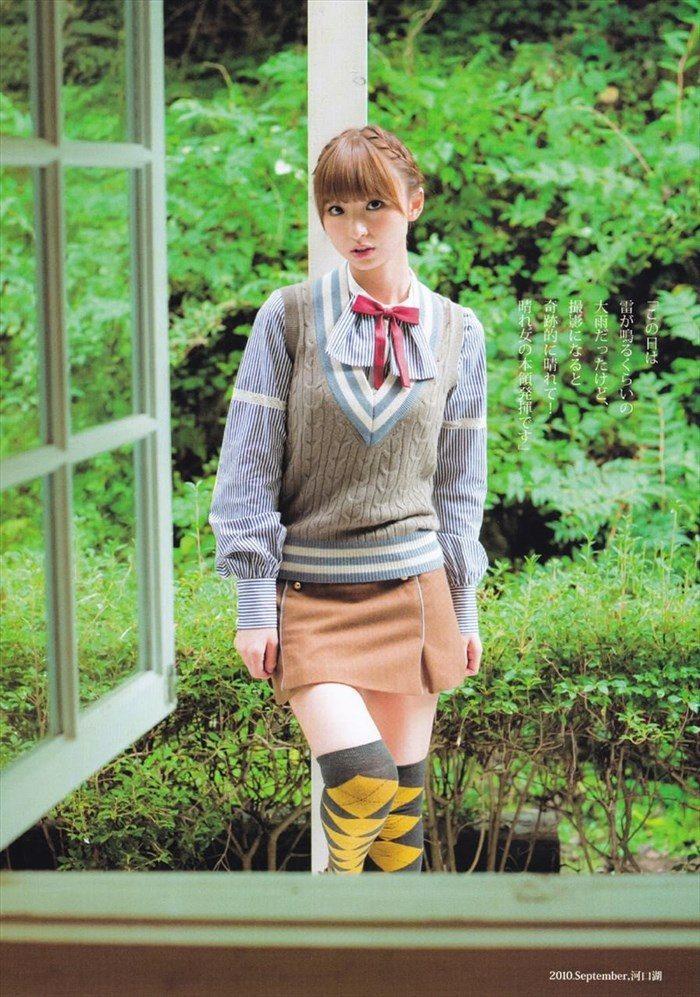 【画像】篠田麻里子さん 全盛期の水着グラビアがエロ過ぎたと話題に!完全にokazuグラビア0041manshu