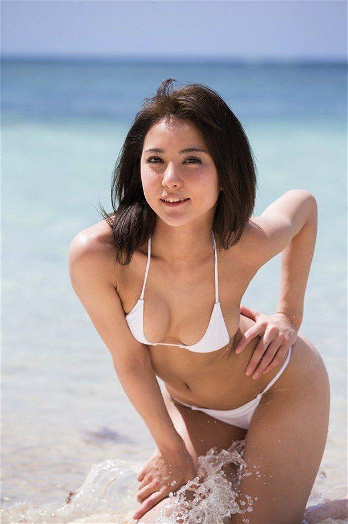 【画像】石川恋の乳首は使い込まれて黒い!?透けビーチク画像で検証!0011manshu