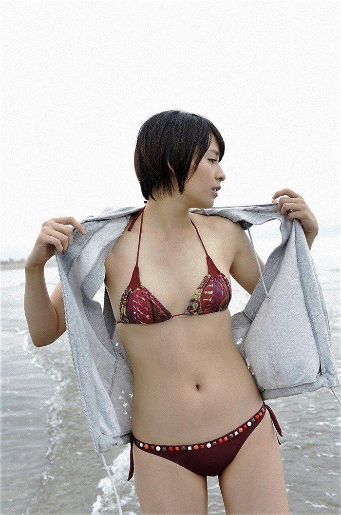 【画像】大沢ひかるちゃん、貧乳ボディを極小水着で無理矢理過激化!しかし可愛いから許すwww0048manshu