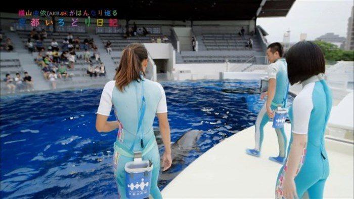 【画像】横山由依のMAXかわいい水着グラビアはこちらです0112manshu