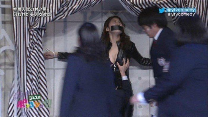 【画像】グラビアアイドル亜里沙がテレビで乳を鷲掴みされててくっそエロいwwww0028manshu