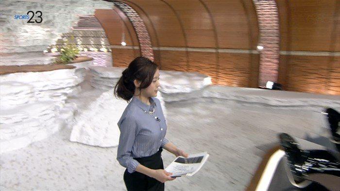【画像】news23古谷有美アナの地味にぷっくりした着衣おっぱいキャプwww0018manshu