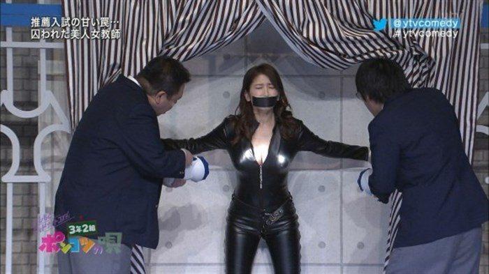 【画像】グラビアアイドル亜里沙がテレビで乳を鷲掴みされててくっそエロいwwww0026manshu