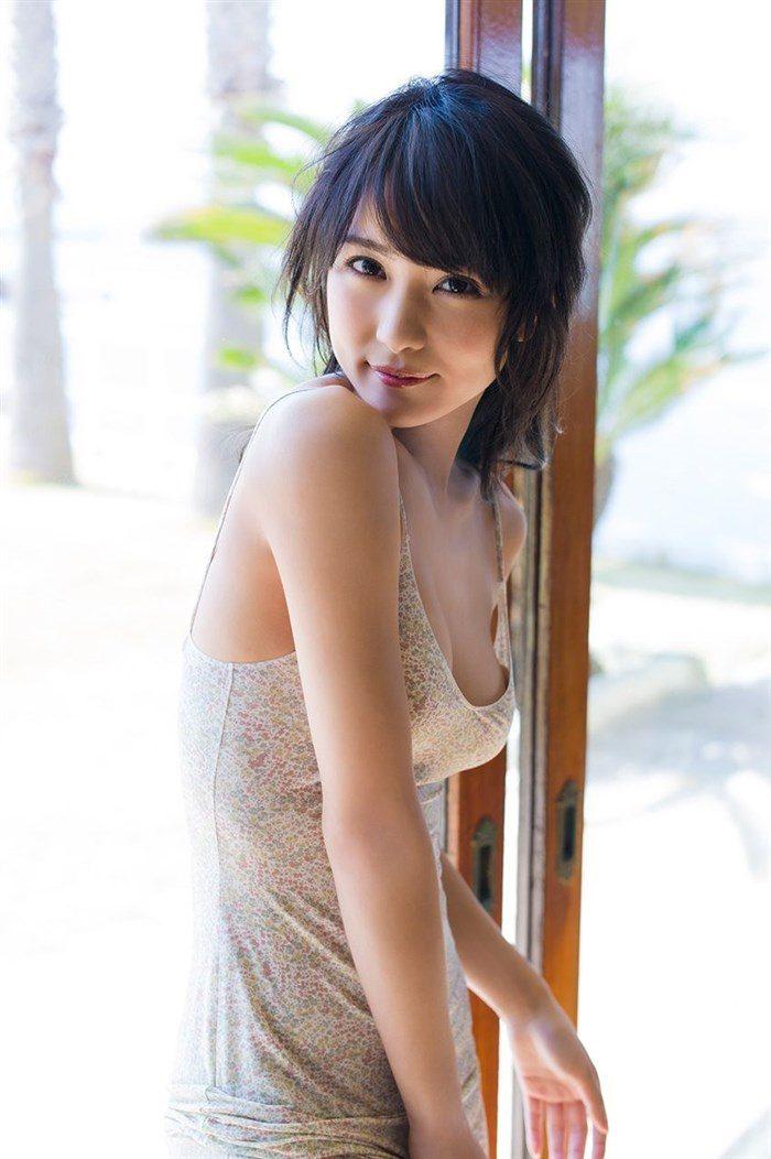 【画像】石川恋の乳首は使い込まれて黒い!?透けビーチク画像で検証!0048manshu