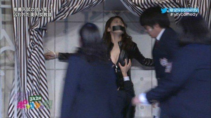 【画像】グラビアアイドル亜里沙がテレビで乳を鷲掴みされててくっそエロいwwww0088manshu
