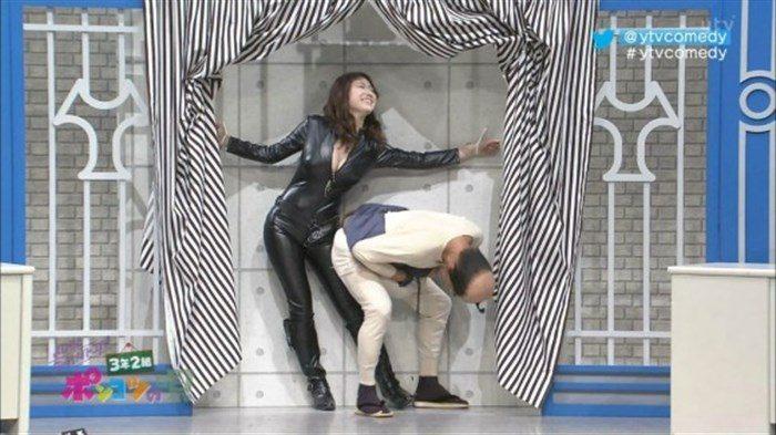 【画像】グラビアアイドル亜里沙がテレビで乳を鷲掴みされててくっそエロいwwww0098manshu