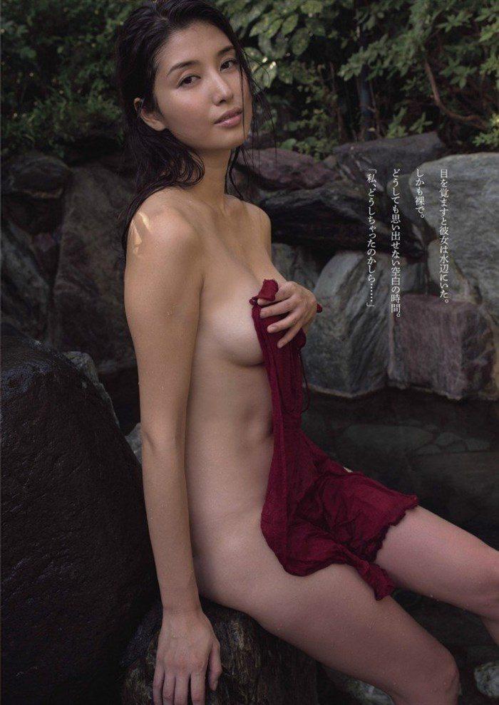 【画像】橋本マナミネキ、グラビアで今にも具を晒す勢いwwwwwww0031manshu