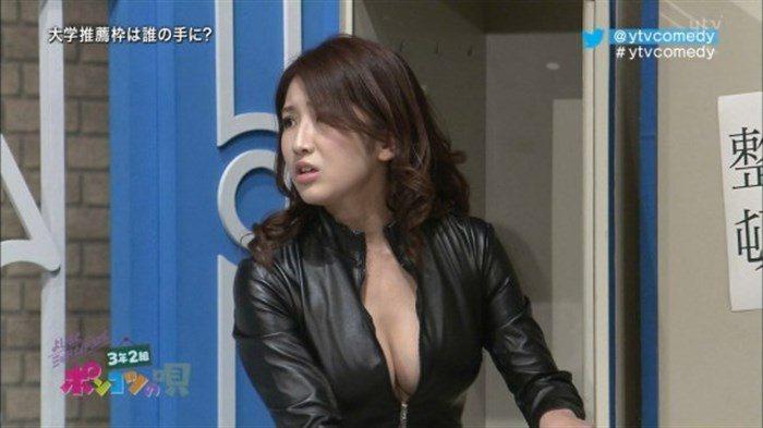 【画像】グラビアアイドル亜里沙がテレビで乳を鷲掴みされててくっそエロいwwww0050manshu