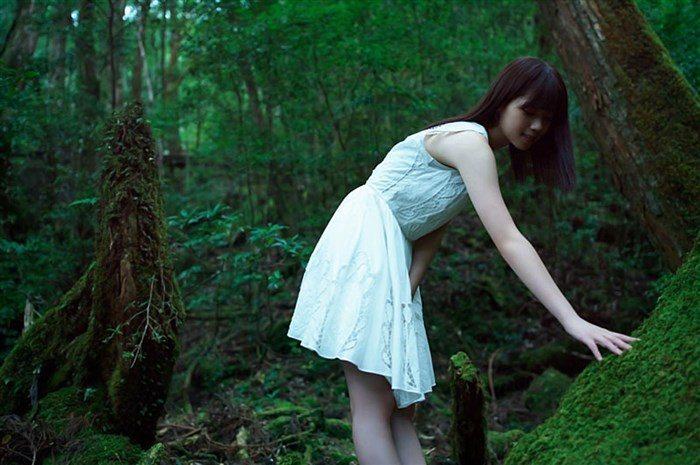 【画像】乃木坂西野七瀬のスピリッツ最新写真集!可愛すぎてシコシコ不可!0019manshu