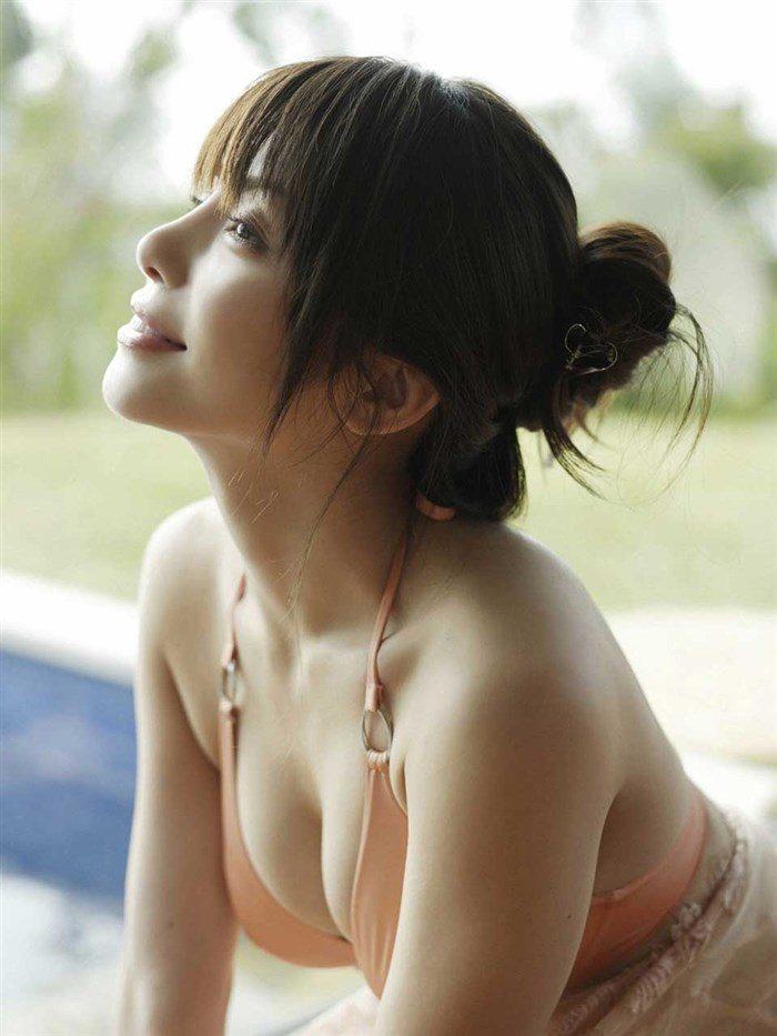 【画像】森崎友紀さん、自慢のドスケベボディで週プレ読者を魅了!!!0025manshu