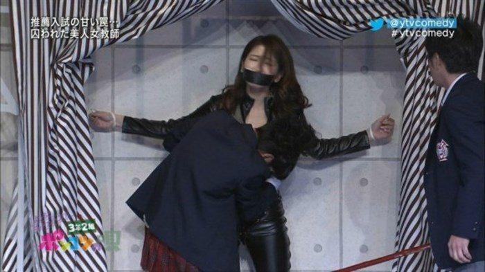 【画像】グラビアアイドル亜里沙がテレビで乳を鷲掴みされててくっそエロいwwww0091manshu
