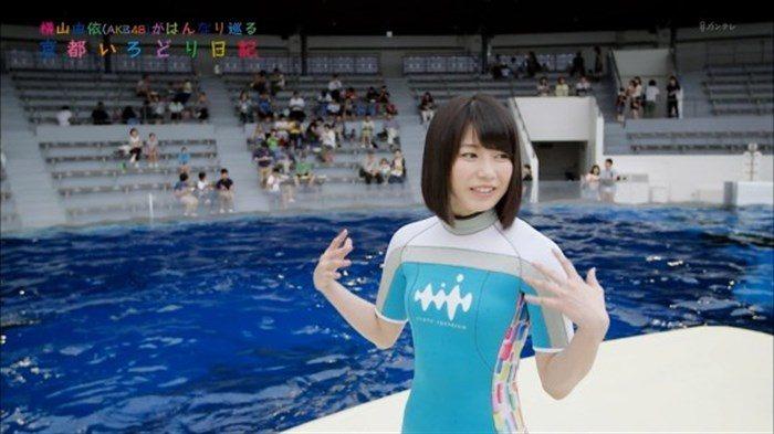 【画像】横山由依のMAXかわいい水着グラビアはこちらです0109manshu